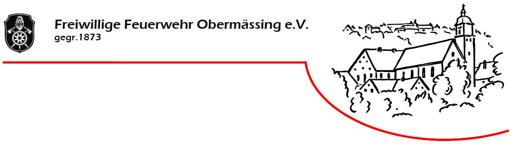 Feuerwehr Obermässing Logo